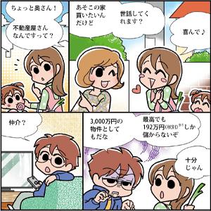 宅建塾マンガ1